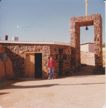 Underground Church Coober Pedy