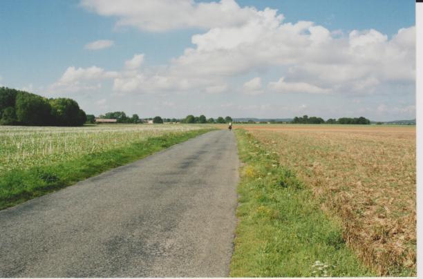Fields riding