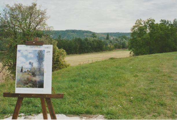 Roadside painting