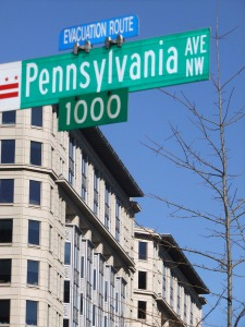 Pennsylvania Ave, Washington, D.C