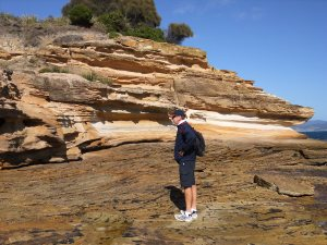 The Painted Cliffs, Maria Island