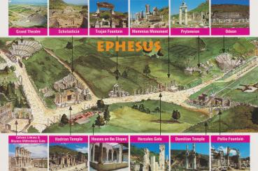 When too much ancient history is never enough! Ephesus, Turkey