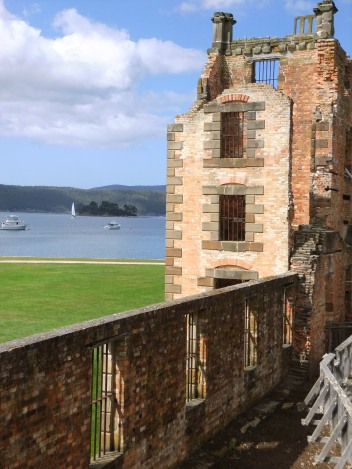 Remains of the Penitentiary, Port Arthur