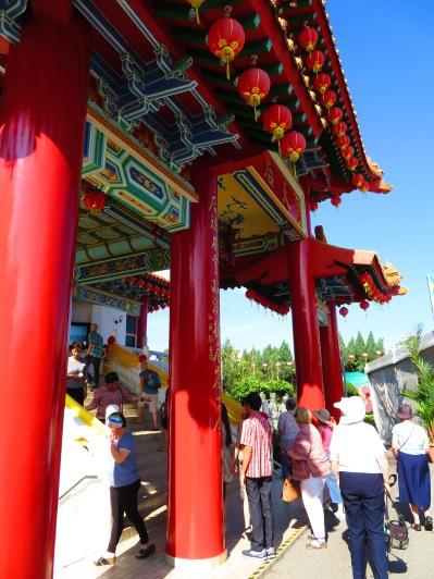 Exploring the Thean Huo Temple, Kuala Lumpur