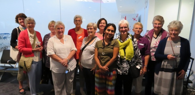Country Women's Association off to Nepal