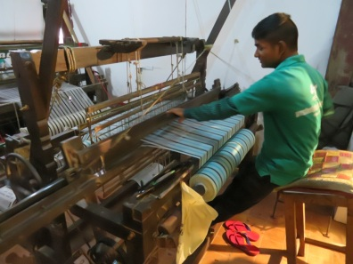Weaving a fine story, Helping Hands, Pokhara