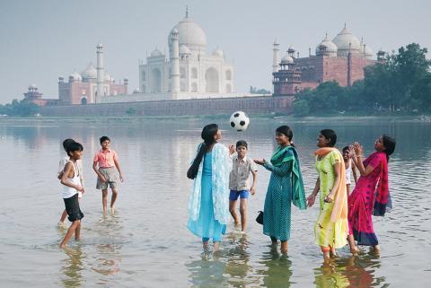 Taj Mahal. Source: Intrepid