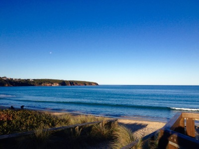 Merimbula Beach. Photo: Merimbula Tourism