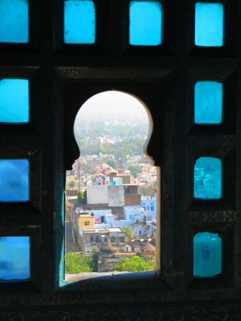 Views from the City Palace, Udaipur