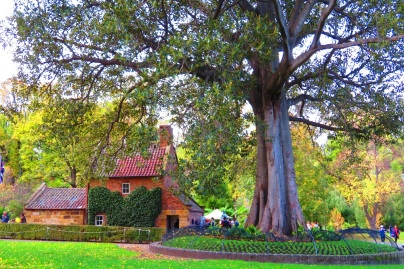 Ye Olde English Cottage in Australia