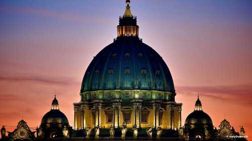 St Peters Basilica, Rome. Photo: italyguides.it