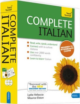 Complete Italian course - book and CD