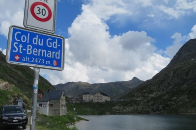 Great Saint Bernard Pass Hospice and Auberge