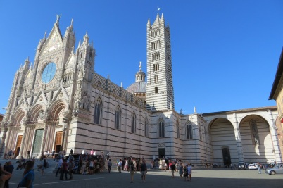 The Duomo - Sienna, Italy