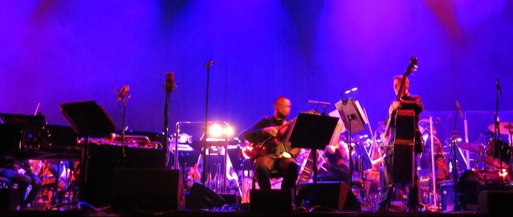 A jazz performance at Sydney Opera House