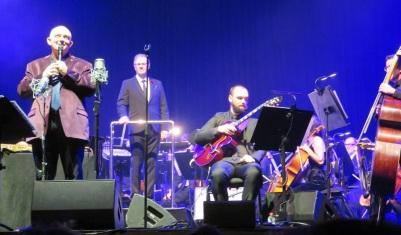 James Morrison and his Quartet