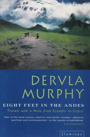 Book Cover - Eight Feet in the Andes