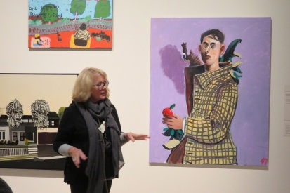 Tour of the Archibald Prize 2019