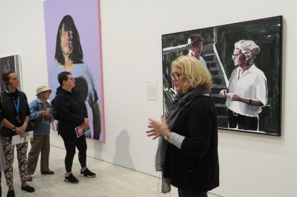 Tour of the Archibald Prize at the Art Gallery of NSW