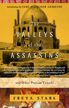 Front Cover of The Valley of Assassins book by Freya Stark