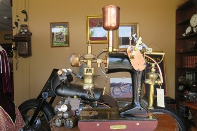 Curious contraptions at the Antipodean Tynker Walcha