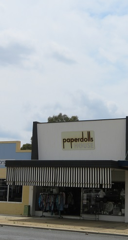 Paperdolls House Shop Walcha NSW
