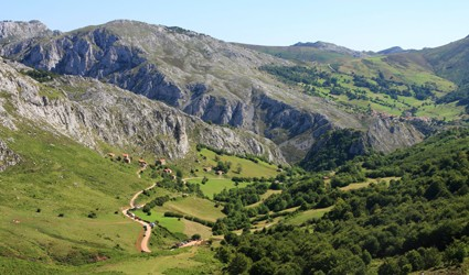 Camino Primitivo mountains - source: followthecamino.com