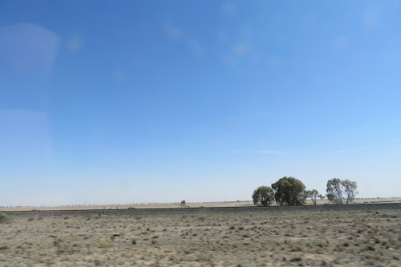 Landscape of remote and far West NSW