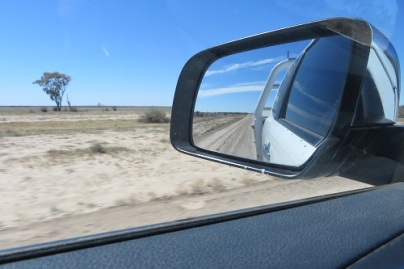 On the way to Menindee