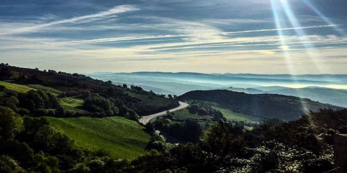 camino primitivo mountains: Source; my.viewranger.com