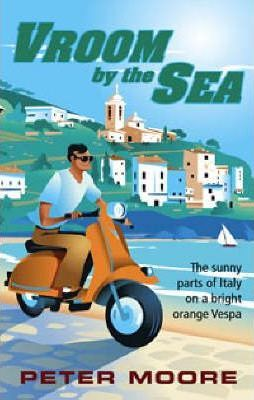Book cover of Vroom by the Sea by Peter Moore