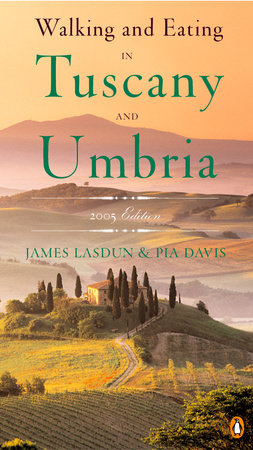Book Cover of Walking and Eating in Tuscany and Umbria