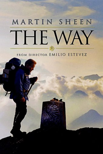 A movie poster of The Way