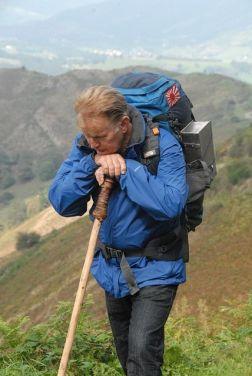 Martin Sheen contemplates the death of his son walking the camino Frances