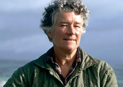 Dervla Murphy. Source: bbc.co.uk