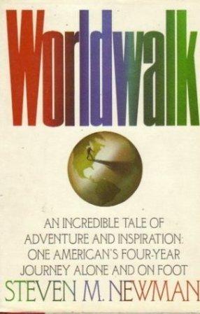 Book Cover - Worldwalk by Steven M Newman - goodreads.com