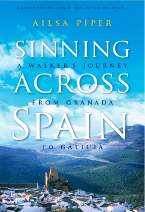 Book Cover - Sinning Across Spain by Ailsa Piper