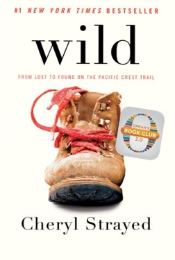 Book Cover - Wild by Cheryl Strayed