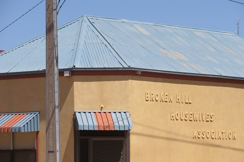 Broken Hill Housewives Association building