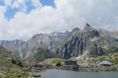 Great Saint Bernard Pass, Switzerland
