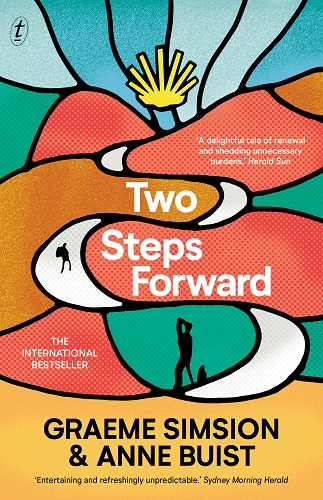 Cover Image of Two Steps Forward by Graeme Simsion and Anne Buist