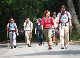 People walking the camino. Source: caminodocumentary.org/