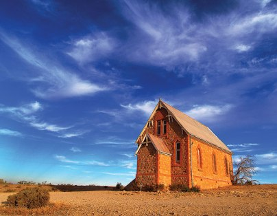 Another old church in Silverton Outback NSW