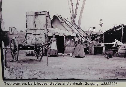 photos taken by Henry Beaufoy Merlin in the gold rush days of Gulgong