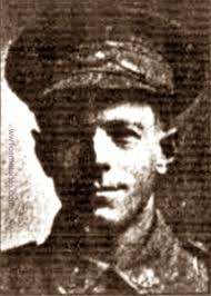 Private William Charles Pinneger Brown