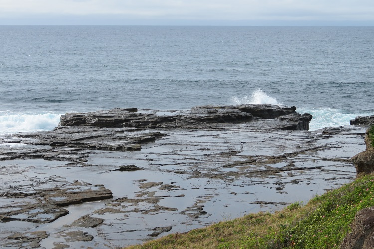 Views along the Kiama Coast Walk