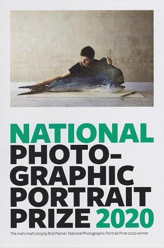 Postcard - mahi mahi - Winner 2020 National Photographic Portrait PrizePostcard - mahi mahi - Winner 2020 National Photographic Portrait Prize