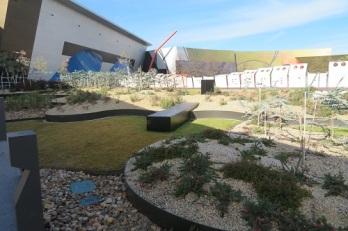 Botanic gardens, National Museum Canberra