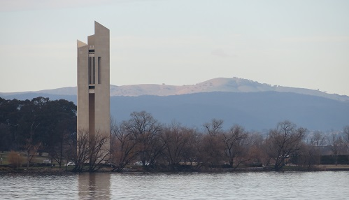 The Carillion at Lake Burley Griffin