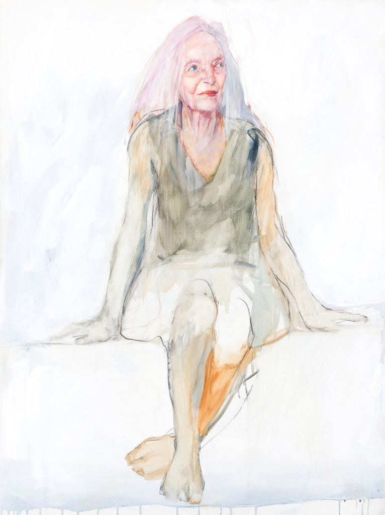 Winner - Elizabeth - Darling Portrait Prize